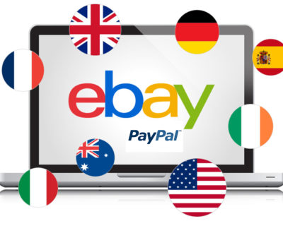 Buy and Sell on Ebay with Paypal